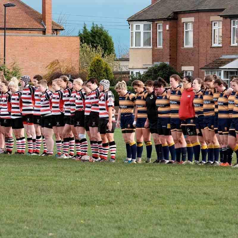 Ladies v Loughborough 15