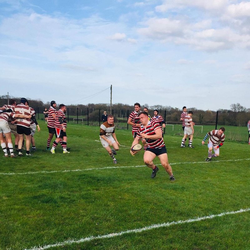 Uxbridge romp to victory at home to Old Millhillians