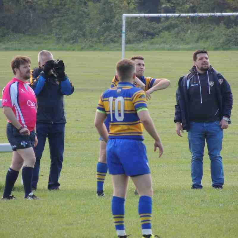 2nd XV vs Letchworth 2s Cup Semi Final