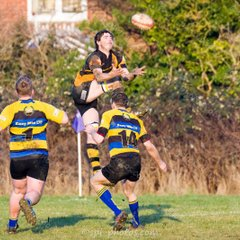 Coney Hill 2nds  V Cheltenham Saracens 2nds