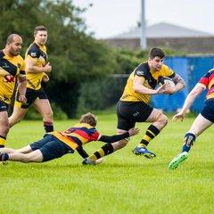 Pre-Season Coney Hill 2nd v Gloucester Old Boys