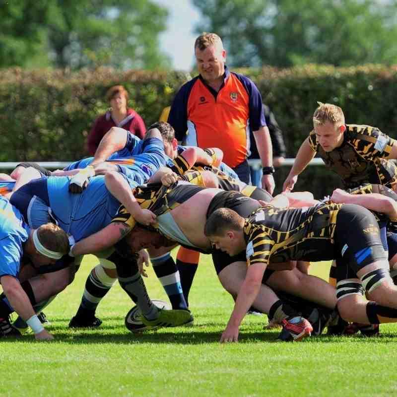 Alchester 1st XV vs Tadley Tigers 1st XV