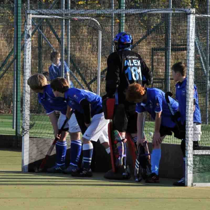 U16 Boys - 18 November 2013