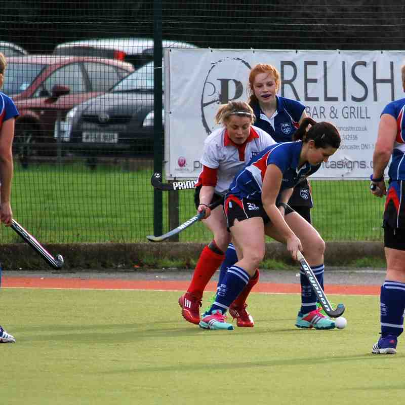Ladies 1st Team - 23 January 2016