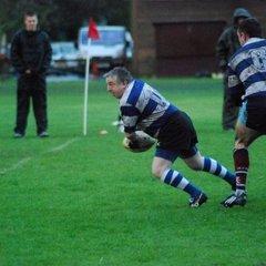 Dowty 1 vs Gloucester Civil Service - November 2009 taken by M. Bateman