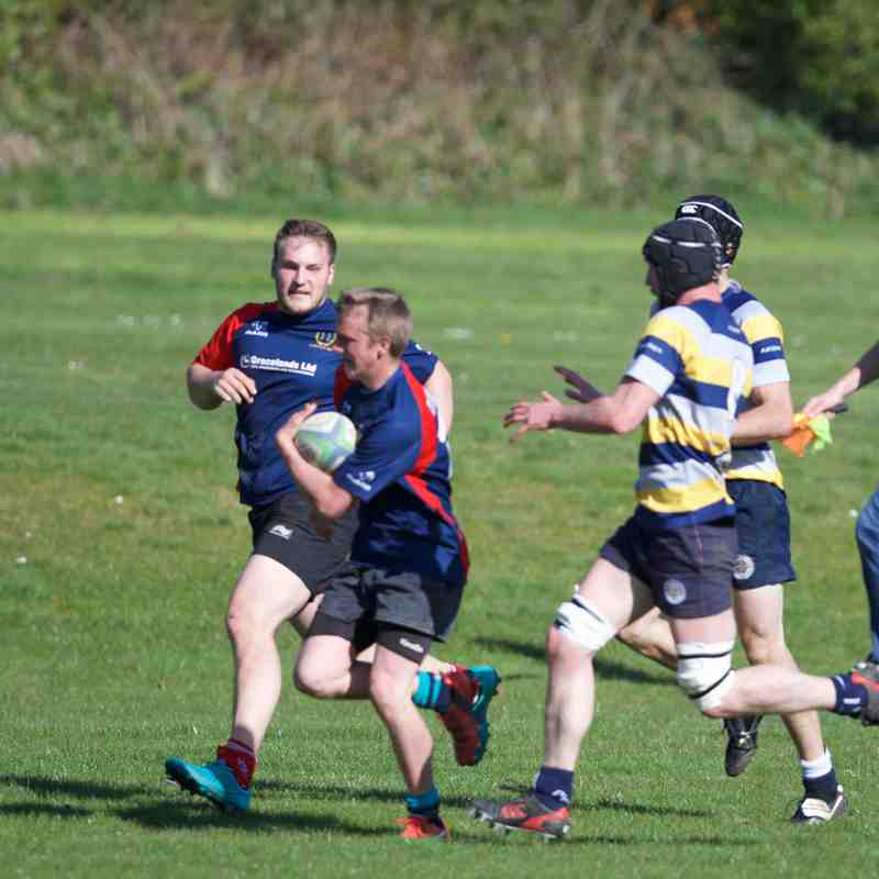 Fawley 1st vs Lymington 1st April 2017 No 2