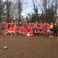 Cardiff Quins 23/2/19