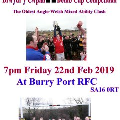 Warriors and Bumbles - others 22/2/19