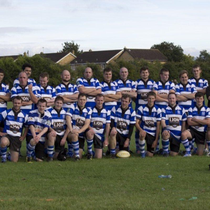 Dowty 5 - 5 Tewkesbury 2nd XV