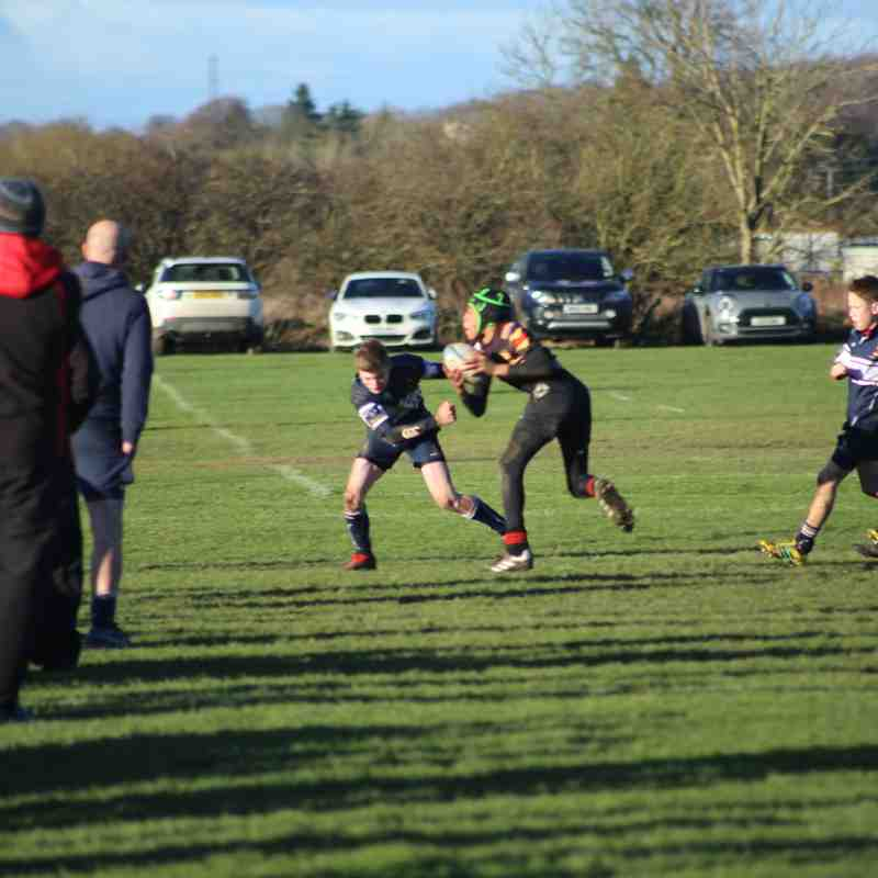 U13 Male v West Bridgford 9th December 2018