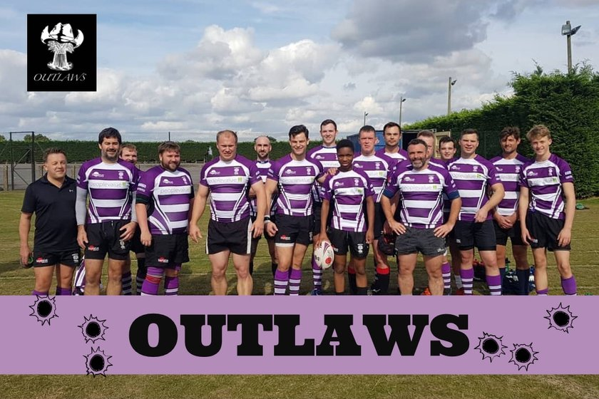 Wheatley Outlaws beat Banbury III 33 - 12