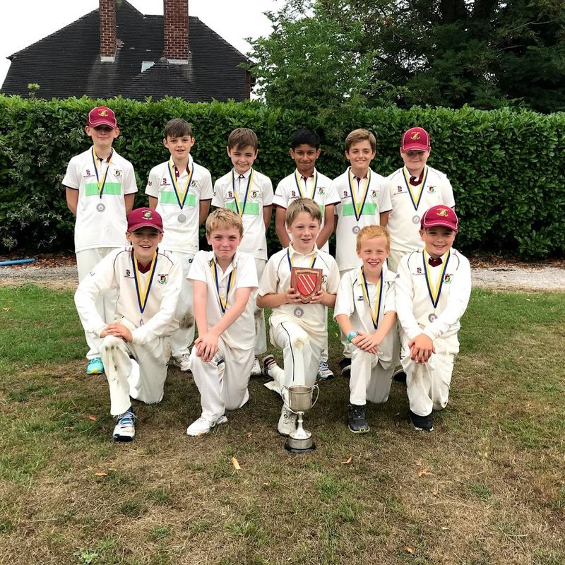 Bowdon CC, Cheshire - Under 11 Falcons 230 - 247 Brooklands CC, Cheshire - Under 11