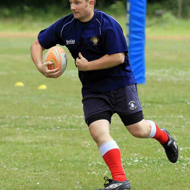 Peterborough Touch Tournament 14th June 2015 (at Peterborough Lions RFC)