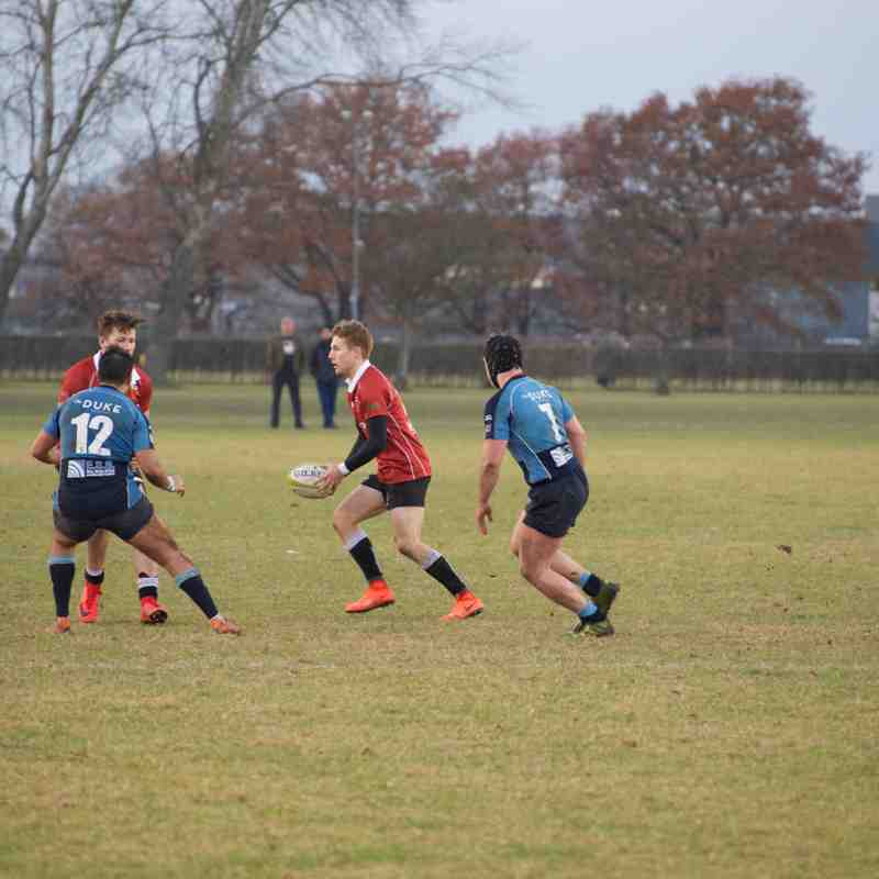 Colchester 1st XV vs Eton Manor
