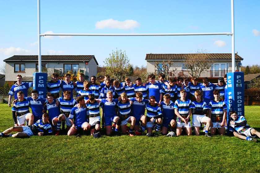 Dunfermline U15s edged out by Bishop Stortford
