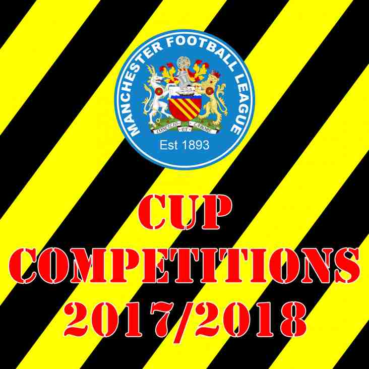 Cup Competition Draws 2017/18