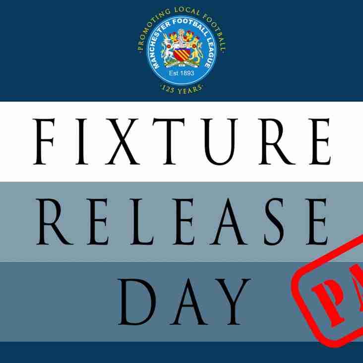 Fixture Release Day: Part III
