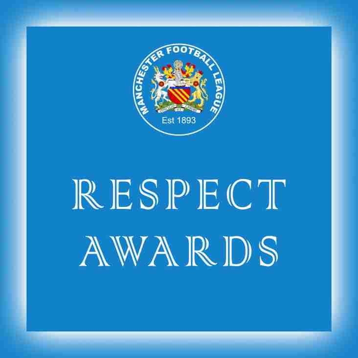Respect Awards 2016/17