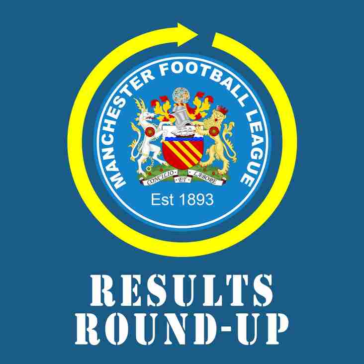 Results Round-Up - 23.09.17