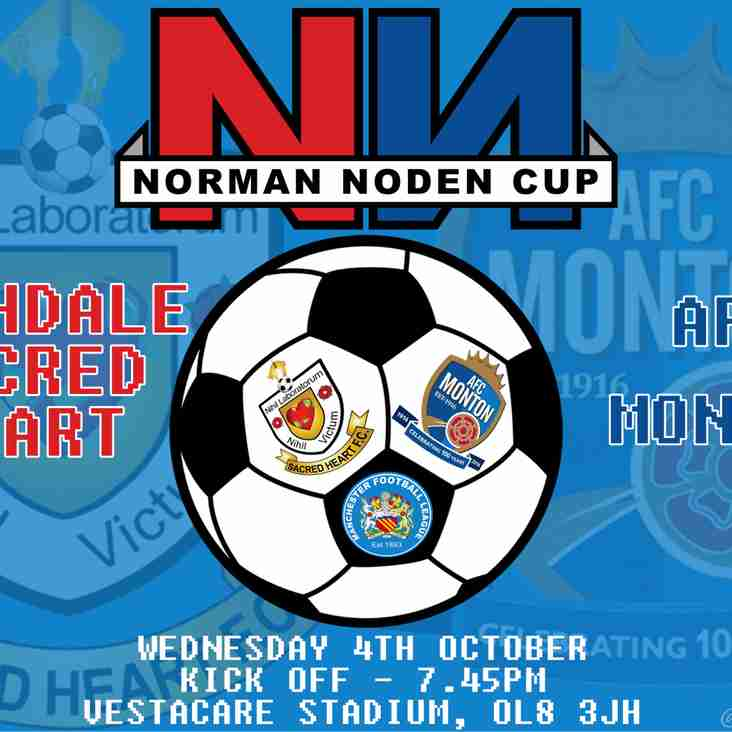 Norman Noden Cup Preview