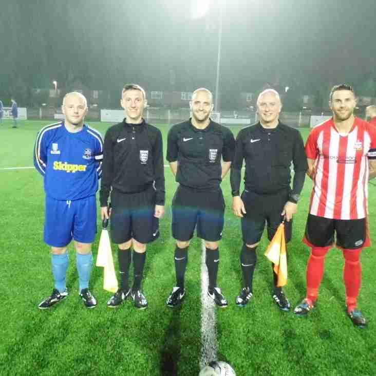 Rochdale Sacred Heart win Norman Noden Cup