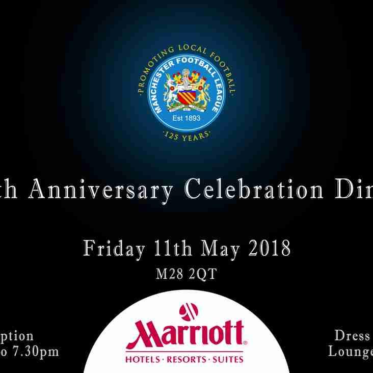 125th Anniversary Dinner