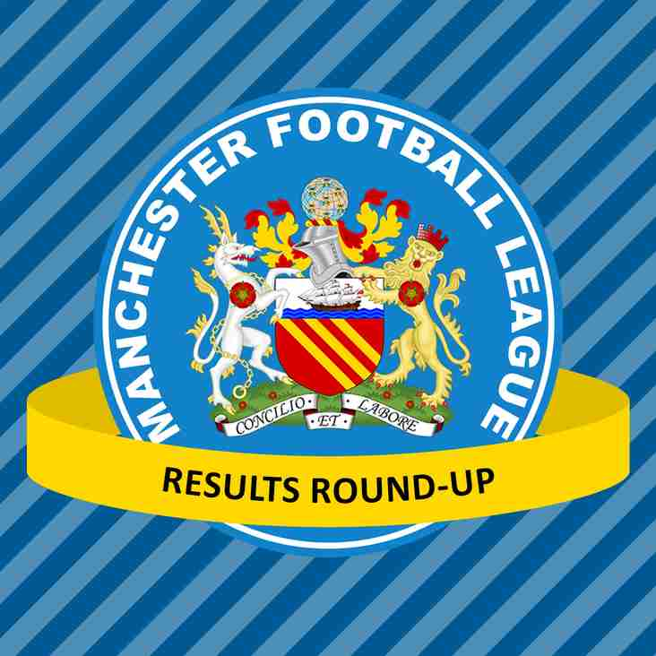 Results Round-Up - 06.10.18