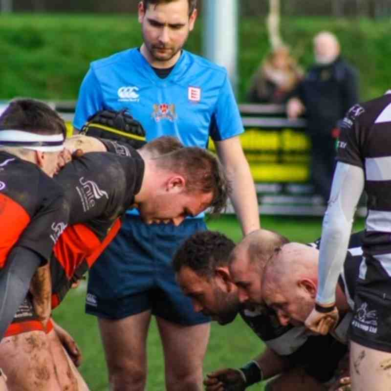 Avonmouth Old Boys RFC Vs Chipping Sodbury RFC 19-01-2019