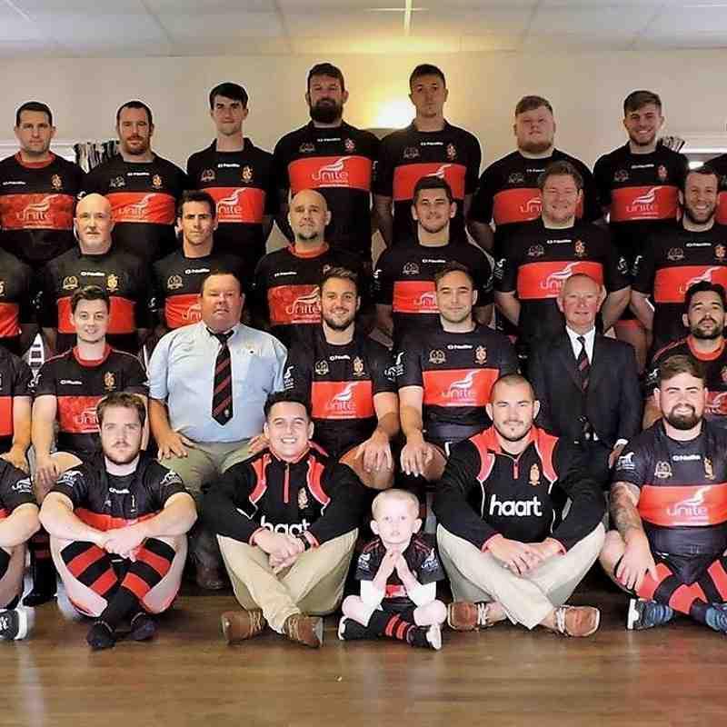 Avonmouth Old Boys RFC 120th Year