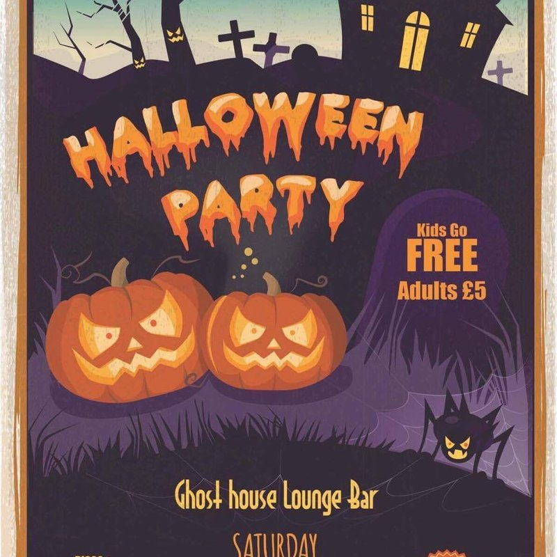 SRUFC Halloween Party 2017