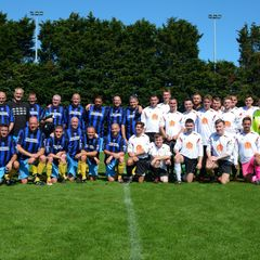 Jordan Thorn Charity Match 2017