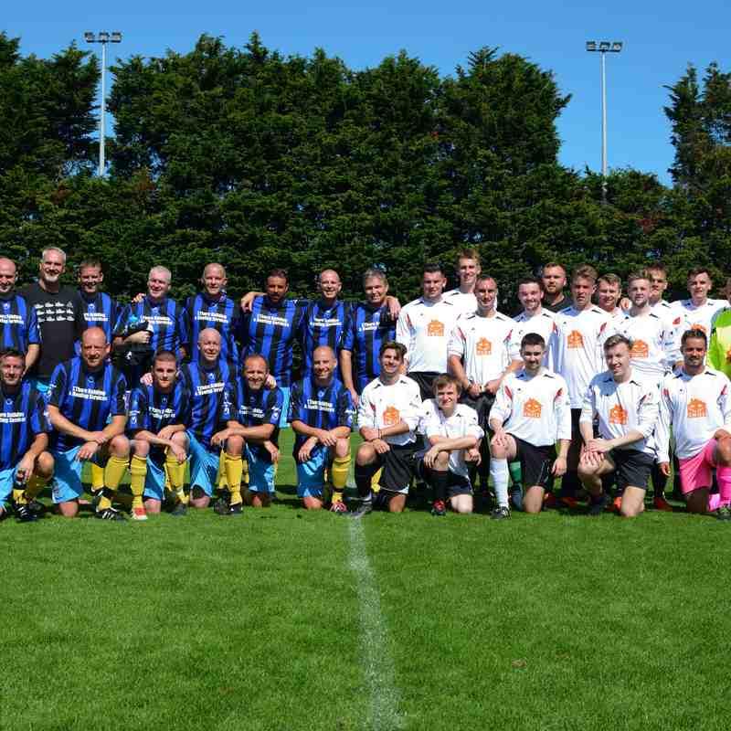 Jordan Thorn Charity Match 2017