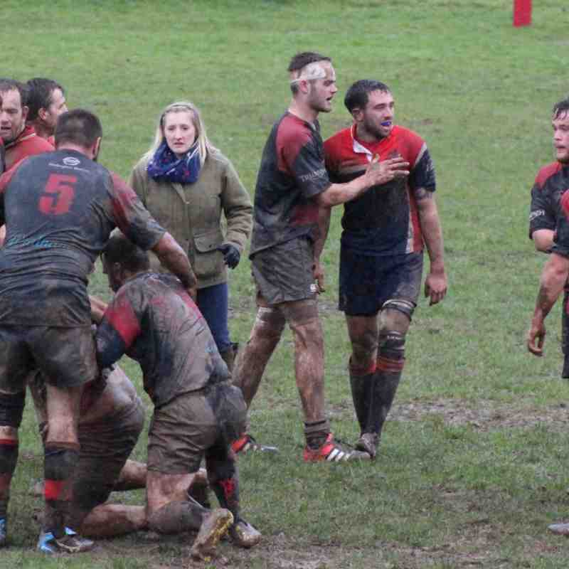 Welly II vs Wivey II Boxing Day Match 26-12-14