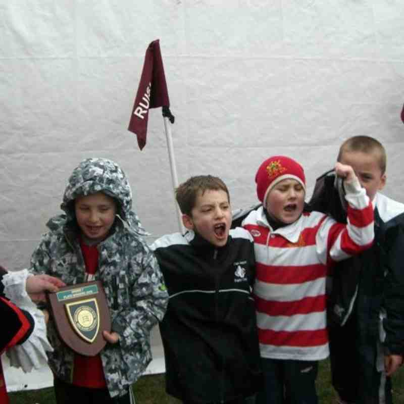 MIDDLESEX COUNTY AND CHINGFORD RUGBY FESTIVAL