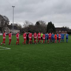 Shoreham u18 vs Steyning