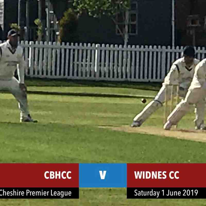 CBH v Widnes, 1 June 2019