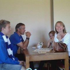 Shepton Mallet VS Camelford Fa Vase 3/10/15  - Shirley Hoskin