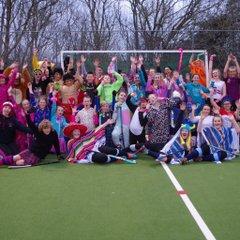 Sport Relief Fund Raising