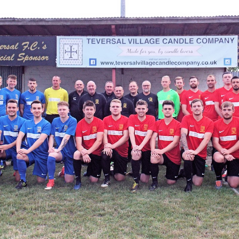 Senior Team lose to Gedling Miners Welfare 0 - 2