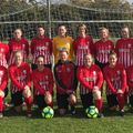 Teversal Ladies FC beat Southwell City Ladies 1 - 5