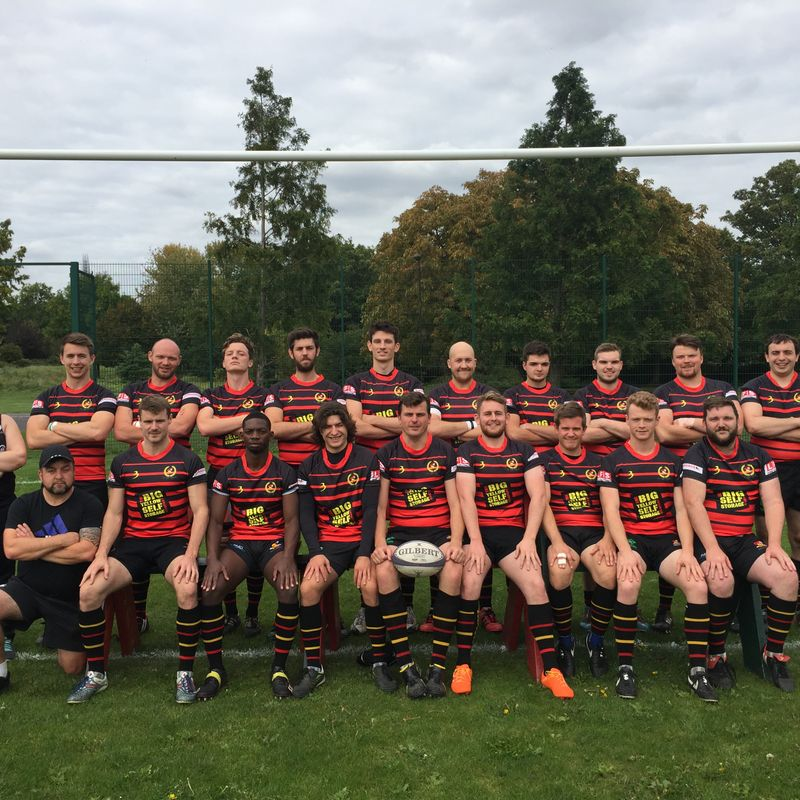 Faversham vs. Southwark Rugby