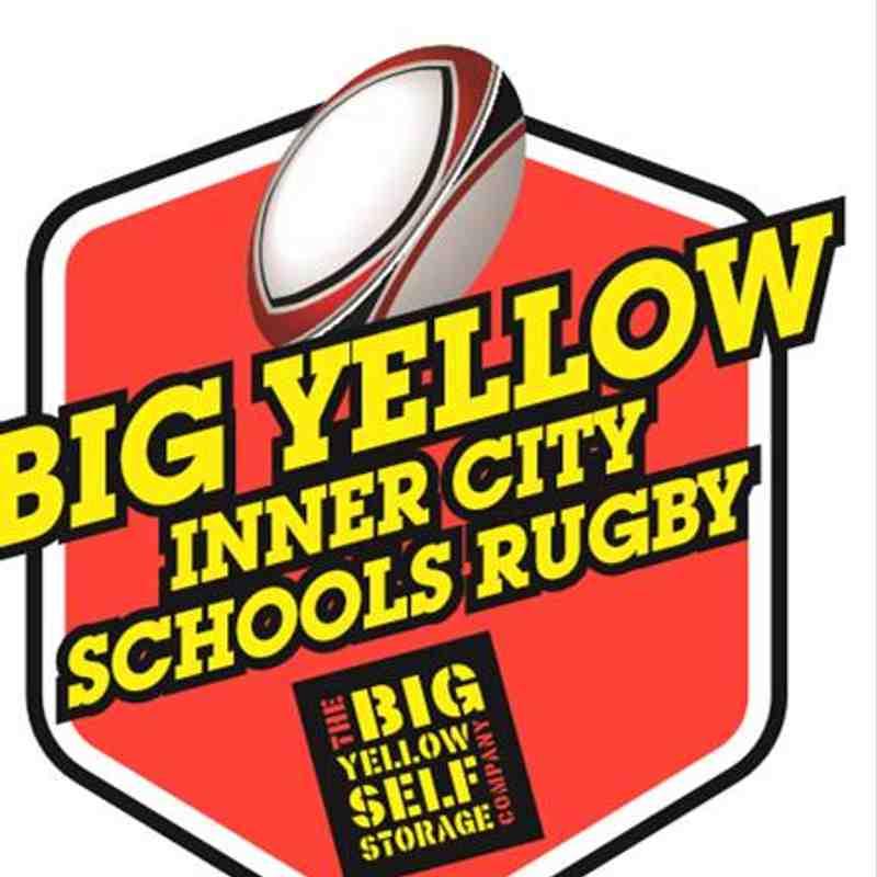 Big Yellow Inner City Schools Rugby - 09.12.17