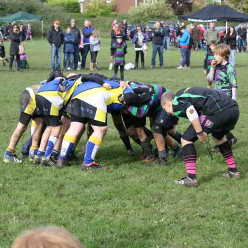 Under 11's Esher (20th October 2013)