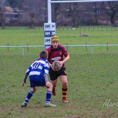 Ruthin U13s v Cobra U13s (17-02-19) pics Martin Evans