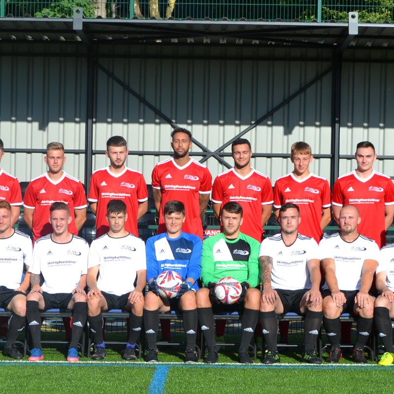 Team Dudley F.C. lose to Tipton Town 2 - 1