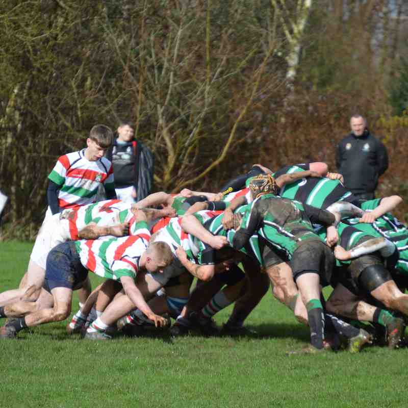 v AOM/Lymm 10th March 19
