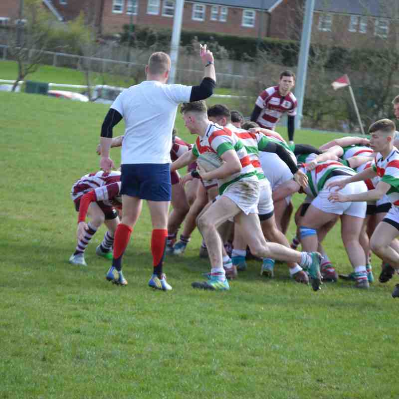 v Rochdale 24th March 19