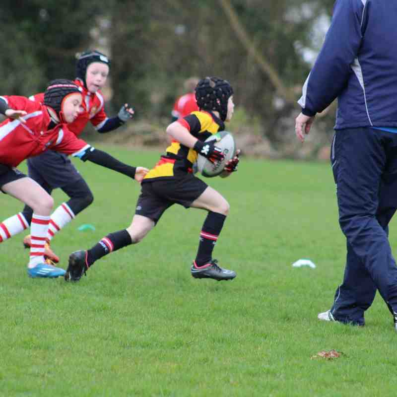 U9's at Manchester 12_04_15