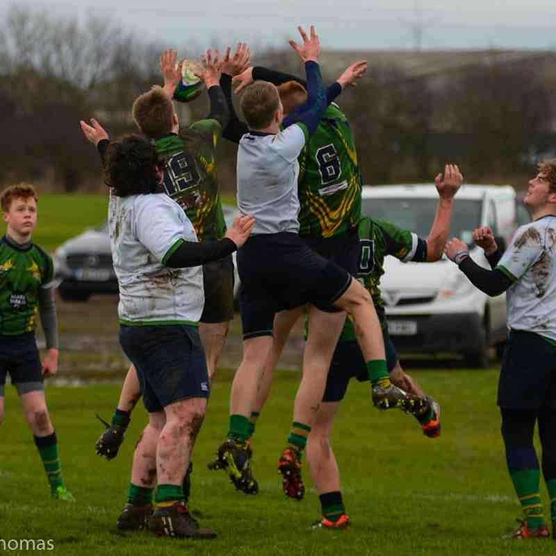 U16 practise game