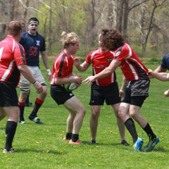 Scrum for 6, A side, part 1